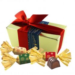 Gros Ballotin Bouchées Chocolat Praliné