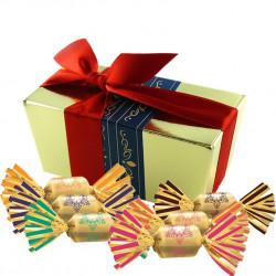 Gros Ballotin Bouchées Chocolat Fourrées