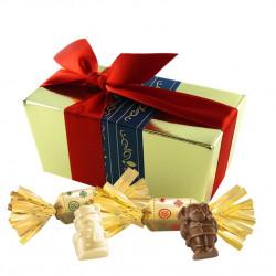 Gros Ballotin Petits Sujets Chocolat Praliné