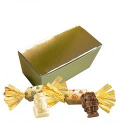 Mini Ballotin Sujets Chocolat Praliné