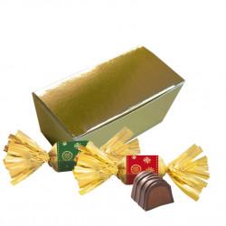 Mini Ballotin Bouchées Chocolat Praliné