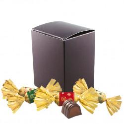 Coffret Bouchées Chocolat Praliné