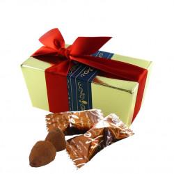 Gros Ballotin Truffes Chocolat Noisette