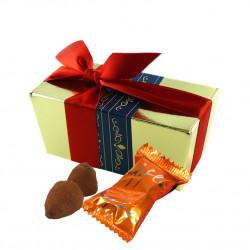 Gros Ballotin Truffes Chocolat Caramel