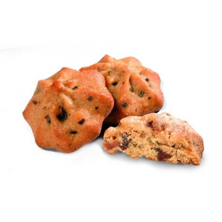 Biscuits Abricot Châtaigne Amande
