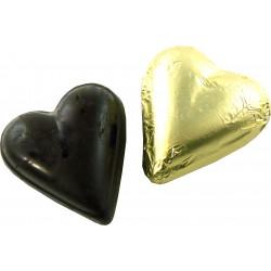 Coeurs Chocolat Noir Ganache